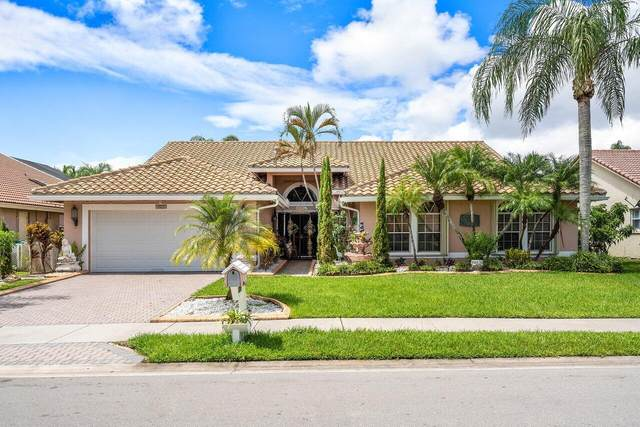 5044 NW 100 Ter Terrace, Coral Springs, FL 33076 (MLS #RX-10747016) :: United Realty Group