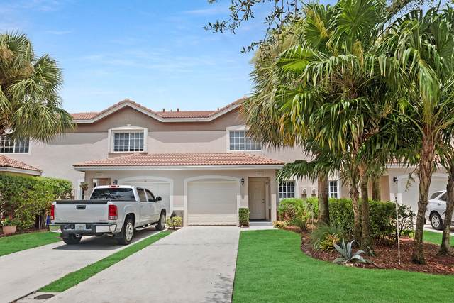 6619 Old Farm Trail, Boynton Beach, FL 33437 (MLS #RX-10747049) :: United Realty Group
