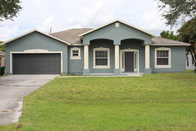 1233 SW Malaga Avenue, Port Saint Lucie, FL 34953 (MLS #RX-10747060) :: Castelli Real Estate Services