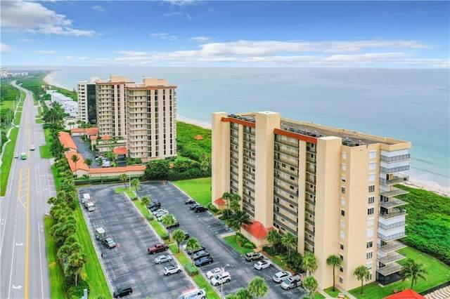 4250 N Highway A1a #403, Hutchinson Island, FL 34949 (#RX-10747063) :: Posh Properties