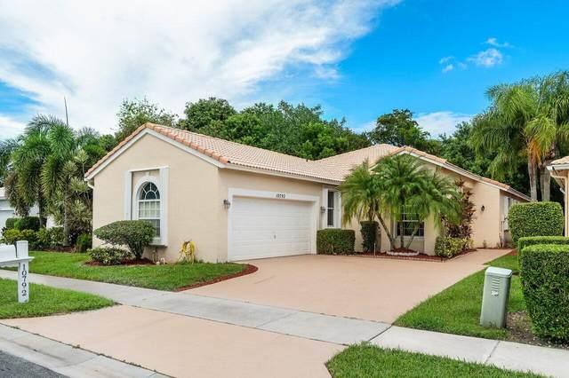 10792 Madison Drive, Boynton Beach, FL 33437 (MLS #RX-10747066) :: United Realty Group