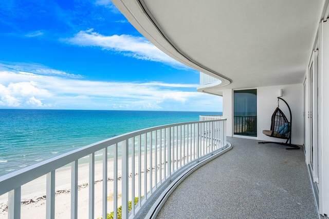 3211 S Ocean Boulevard #802, Highland Beach, FL 33487 (#RX-10747079) :: The Power of 2 | Century 21 Tenace Realty