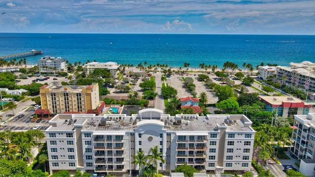 101 S Ocean Drive #305, Deerfield Beach, FL 33441 (#RX-10747086) :: Posh Properties