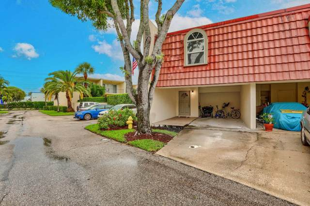 388 Golfview Road H, North Palm Beach, FL 33408 (#RX-10747090) :: DO Homes Group