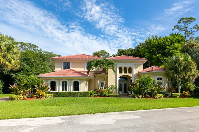 8200 SW Cattleya Drive, Stuart, FL 34997 (MLS #RX-10747099) :: THE BANNON GROUP at RE/MAX CONSULTANTS REALTY I