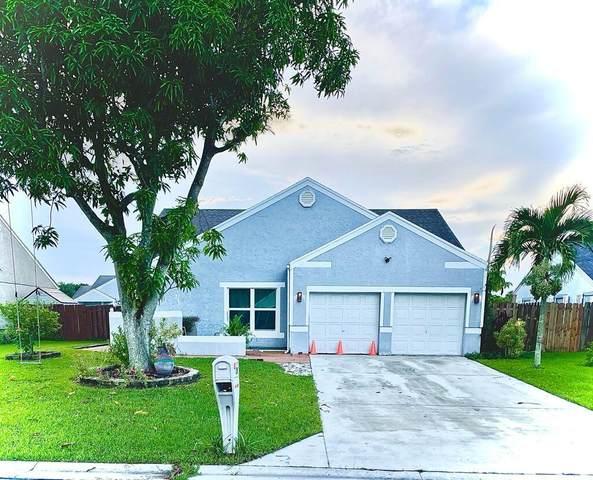 8614 Indian River Run, Boynton Beach, FL 33472 (MLS #RX-10747112) :: Castelli Real Estate Services