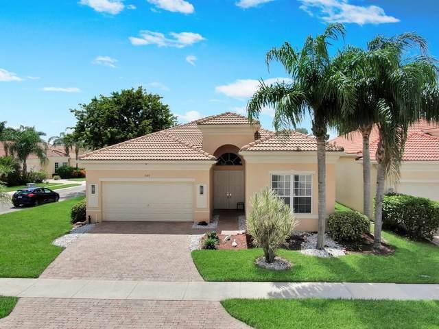 7148 Lorenzo Lane, Delray Beach, FL 33446 (#RX-10747129) :: Michael Kaufman Real Estate