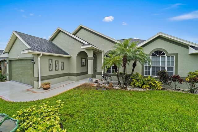 972 SW Haas Avenue, Port Saint Lucie, FL 34953 (MLS #RX-10747150) :: The Paiz Group