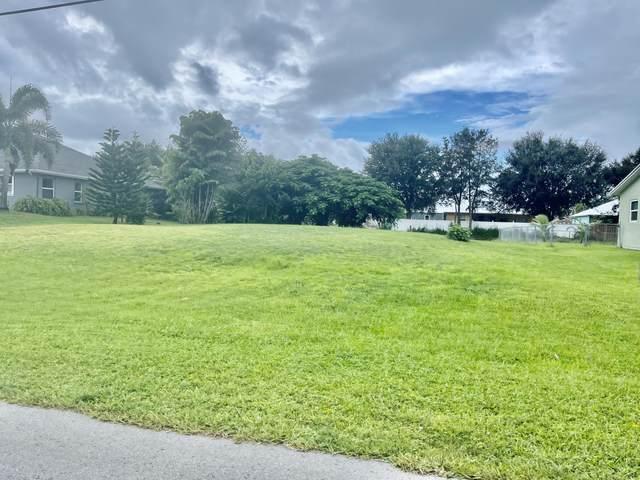 3674 SW Rivera Street, Port Saint Lucie, FL 34953 (MLS #RX-10747158) :: Adam Docktor Group
