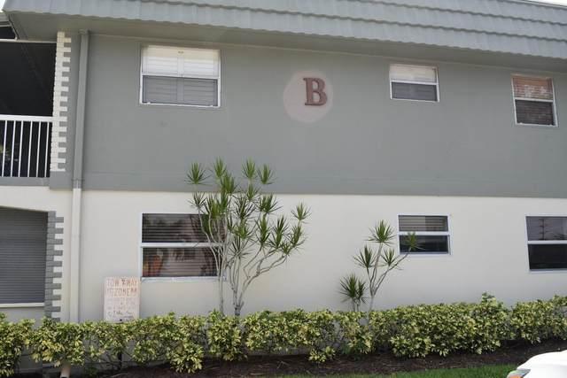 53 Flanders B, Delray Beach, FL 33484 (MLS #RX-10747160) :: United Realty Group