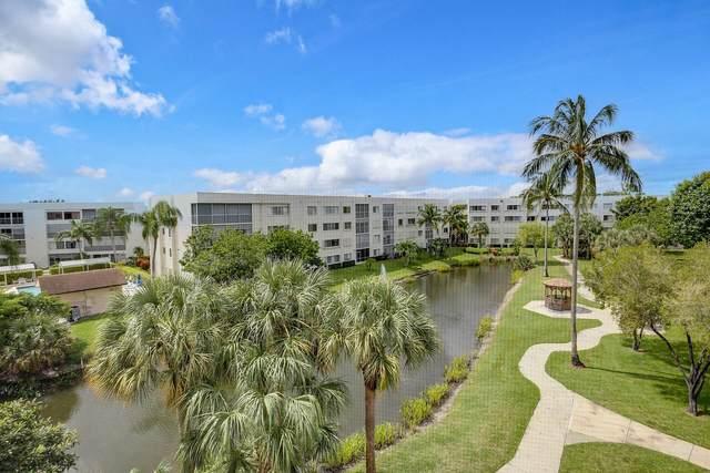 3138 Via Poinciana #414, Lake Worth, FL 33467 (MLS #RX-10747167) :: United Realty Group