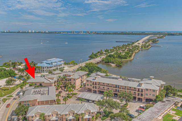 3748 NE Indian River Drive #303, Jensen Beach, FL 34957 (MLS #RX-10747168) :: THE BANNON GROUP at RE/MAX CONSULTANTS REALTY I