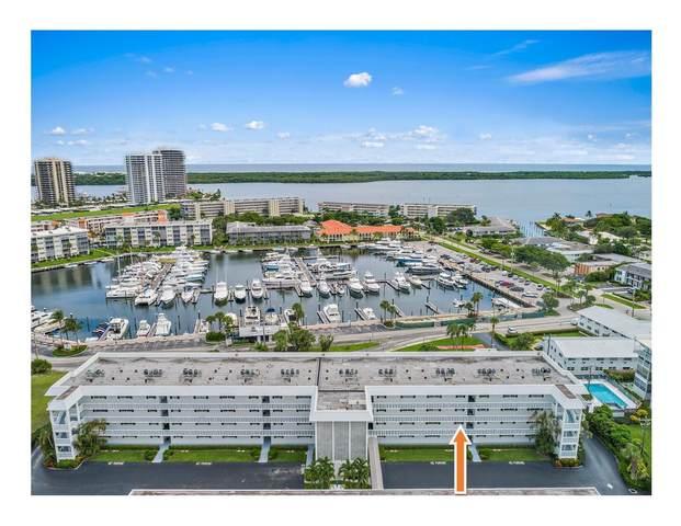 907 Marina Drive #203, North Palm Beach, FL 33408 (#RX-10747184) :: DO Homes Group