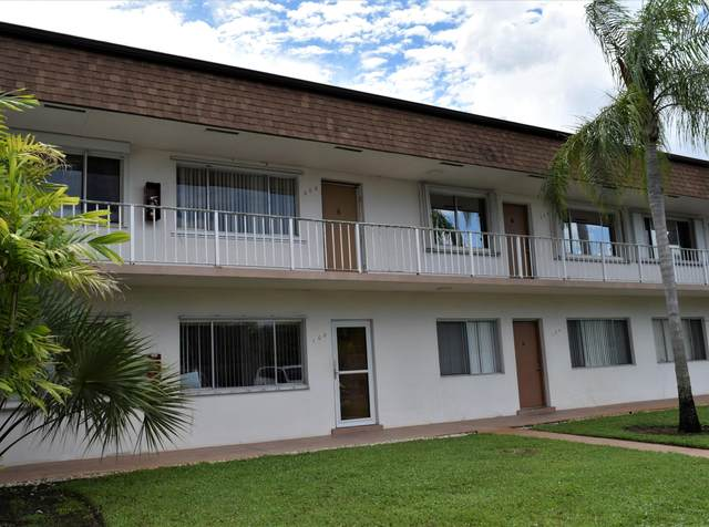 2878 Donnelly 208 Drive #208, Lake Worth, FL 33462 (MLS #RX-10747191) :: United Realty Group