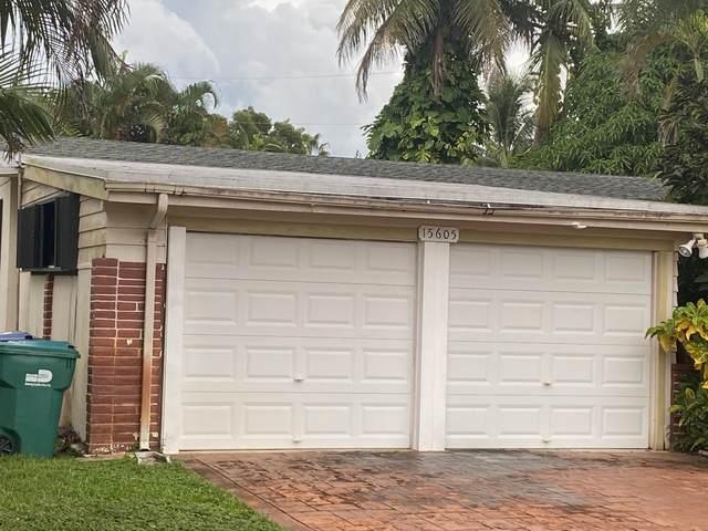 15605 NW 2nd Court, Miami, FL 33169 (#RX-10747195) :: The Rizzuto Woodman Team