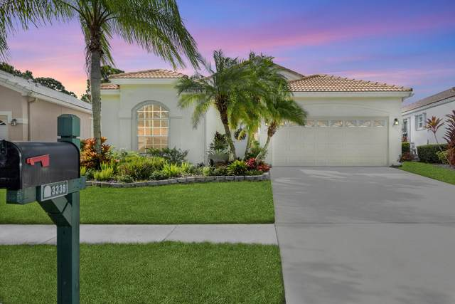 3336 SE Fairway Oaks Trail, Stuart, FL 34997 (MLS #RX-10747197) :: THE BANNON GROUP at RE/MAX CONSULTANTS REALTY I