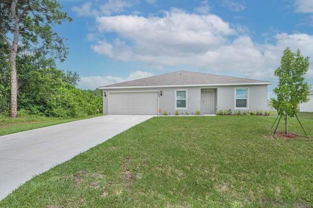 1643 SW Norman Lane, Port Saint Lucie, FL 34984 (MLS #RX-10747198) :: The Paiz Group