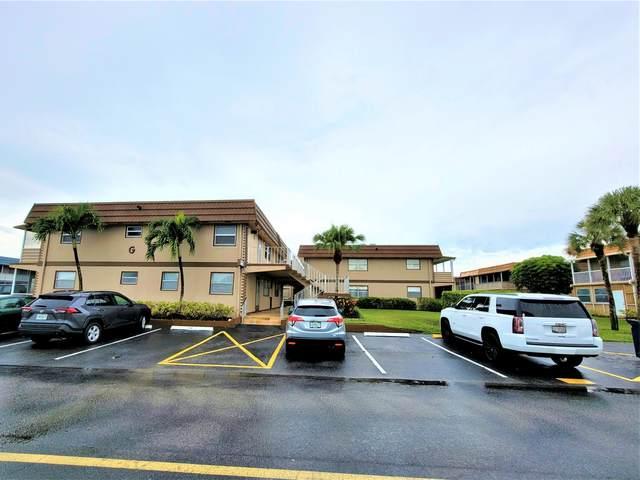 315 Brittany G, Delray Beach, FL 33446 (#RX-10747200) :: Michael Kaufman Real Estate