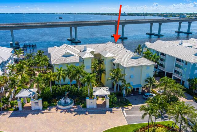 275 NW Flagler Avenue #405, Stuart, FL 34994 (MLS #RX-10747231) :: THE BANNON GROUP at RE/MAX CONSULTANTS REALTY I
