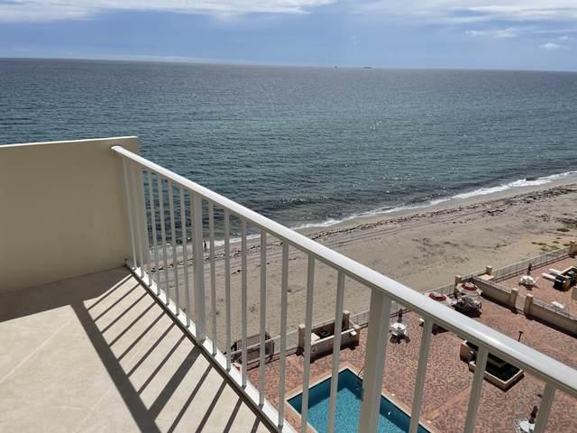4505 S Ocean Boulevard #805, Highland Beach, FL 33487 (MLS #RX-10747253) :: Adam Docktor Group