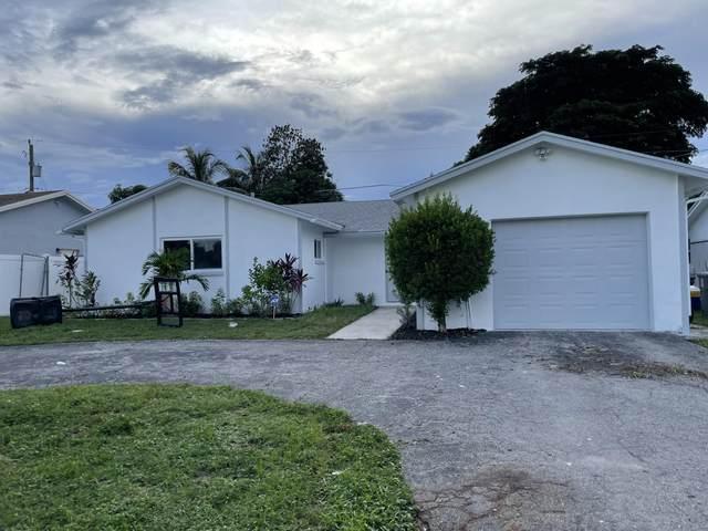 22277 SW 62nd Avenue, Boca Raton, FL 33428 (MLS #RX-10747258) :: Adam Docktor Group