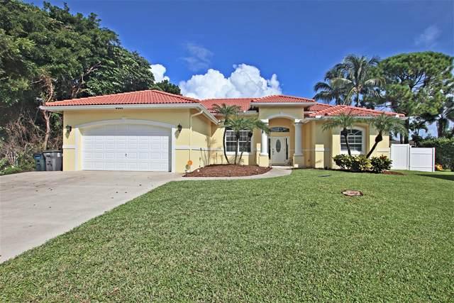 4601 Windswept Pines Court, Jupiter, FL 33469 (MLS #RX-10747261) :: Adam Docktor Group