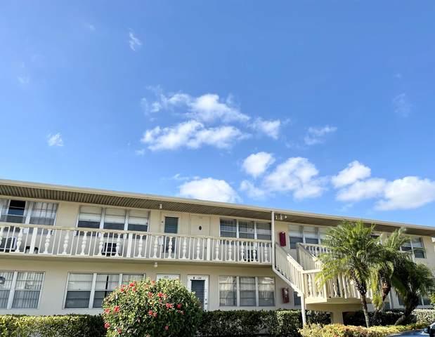 115 Berkshire E, West Palm Beach, FL 33417 (MLS #RX-10747266) :: Adam Docktor Group