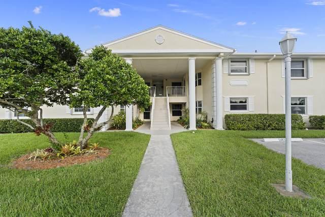 500 Grove Isle Circle #103, Vero Beach, FL 32962 (MLS #RX-10747281) :: The Paiz Group