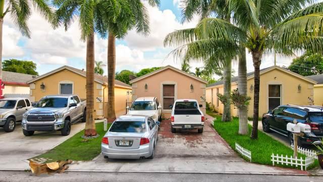 4672 Clemens Street, Lake Worth, FL 33463 (#RX-10747319) :: Posh Properties