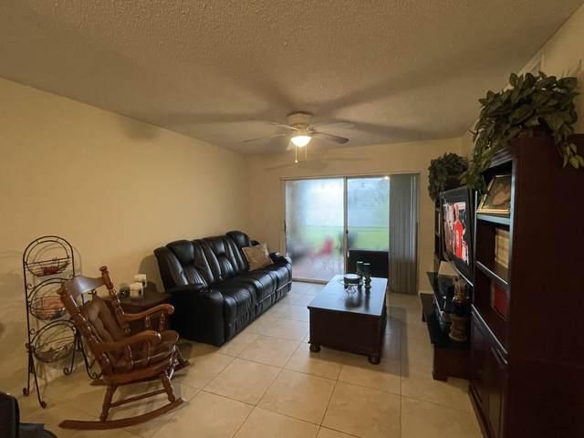 1610 N 42nd Circle #112, Vero Beach, FL 32967 (#RX-10747320) :: DO Homes Group