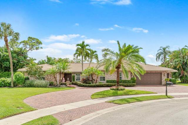 20980 Cipres Way, Boca Raton, FL 33433 (#RX-10747332) :: Michael Kaufman Real Estate