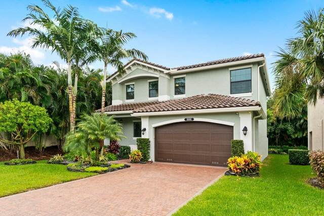 8068 Snowflake Obsidian Trail, Delray Beach, FL 33446 (#RX-10747333) :: Michael Kaufman Real Estate