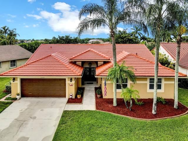 12395 Baywind Court, Boca Raton, FL 33428 (#RX-10747335) :: Michael Kaufman Real Estate
