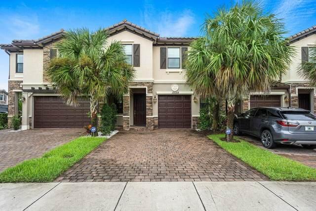 13059 Anthorne Lane, Boynton Beach, FL 33436 (MLS #RX-10747339) :: The Paiz Group