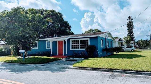 1585 W 34th Street, Riviera Beach, FL 33404 (MLS #RX-10747340) :: The Paiz Group