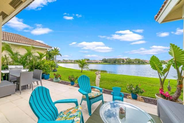8804 S San Andros, West Palm Beach, FL 33411 (MLS #RX-10747345) :: The Paiz Group