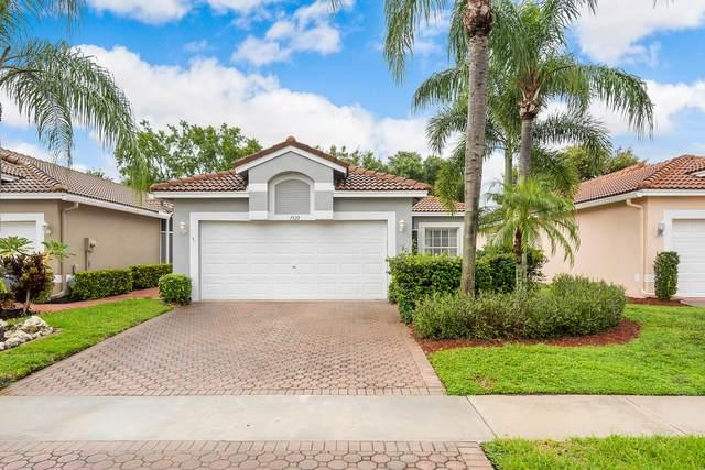 7729 Cherry Blossom Street, Boynton Beach, FL 33437 (MLS #RX-10747347) :: The Paiz Group