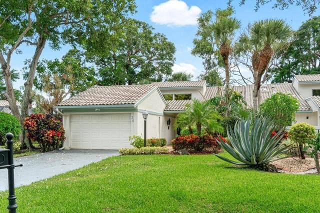 26 Cambridge Drive, Boynton Beach, FL 33436 (MLS #RX-10747348) :: The Paiz Group