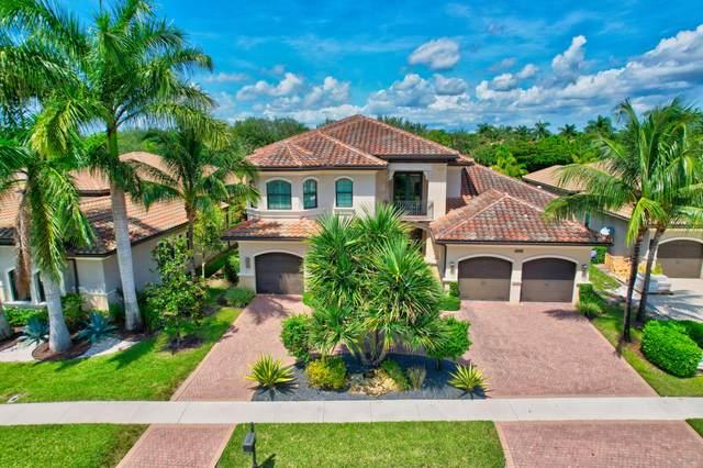 8509 Hawks Gully Avenue, Delray Beach, FL 33446 (#RX-10747351) :: Posh Properties