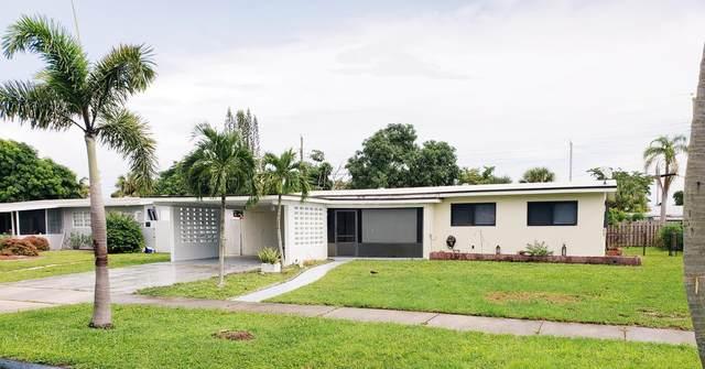 112 Longfelllow Drive, Palm Springs, FL 33461 (MLS #RX-10747352) :: The Paiz Group