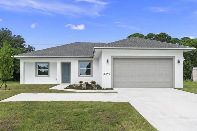 3394 SW Rosser Boulevard, Port Saint Lucie, FL 34953 (#RX-10747369) :: Michael Kaufman Real Estate