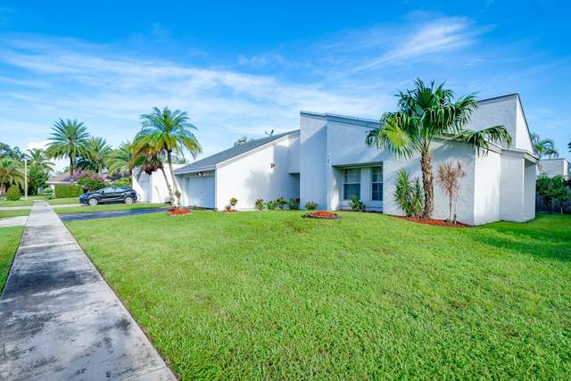 7471 NW 35th Court, Lauderhill, FL 33319 (#RX-10747373) :: Michael Kaufman Real Estate