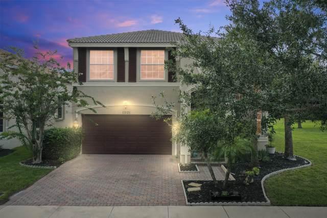 11101 SW Springtree Terrace, Port Saint Lucie, FL 34987 (#RX-10747374) :: Michael Kaufman Real Estate