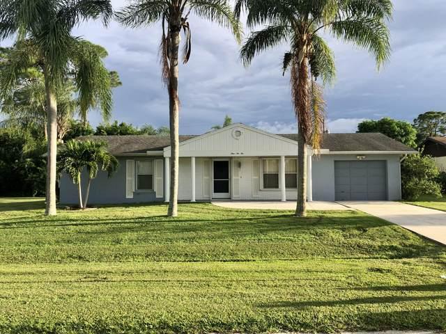 962 SE Belfast Avenue, Port Saint Lucie, FL 34953 (#RX-10747376) :: Michael Kaufman Real Estate