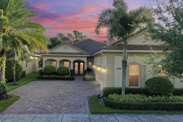 10241 SW Visconti Way, Port Saint Lucie, FL 34986 (#RX-10747377) :: Posh Properties