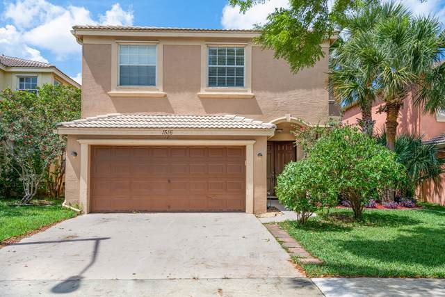 1516 Running Oak Lane, Royal Palm Beach, FL 33411 (#RX-10747383) :: Ryan Jennings Group