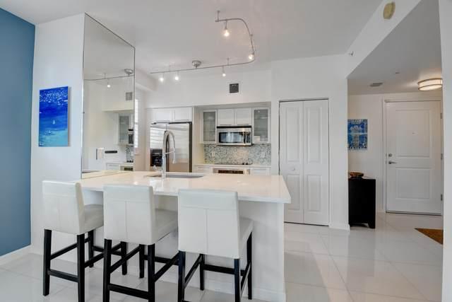235 NE 1st Street #415, Delray Beach, FL 33444 (#RX-10747385) :: Michael Kaufman Real Estate