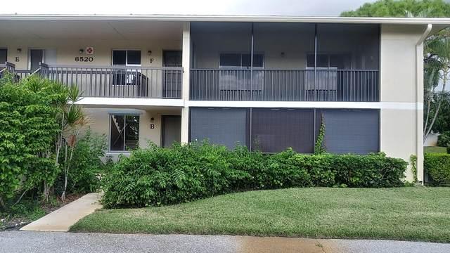 6520 Chasewood Drive F, Jupiter, FL 33458 (#RX-10747388) :: Michael Kaufman Real Estate