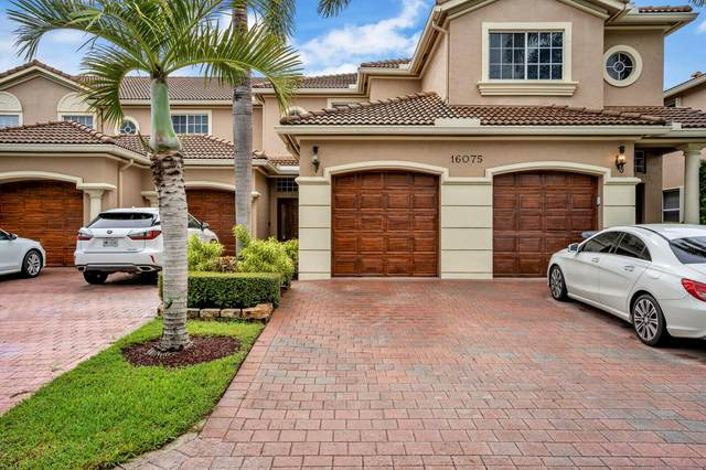 16075 Sims Road #104, Delray Beach, FL 33484 (MLS #RX-10747395) :: The DJ & Lindsey Team
