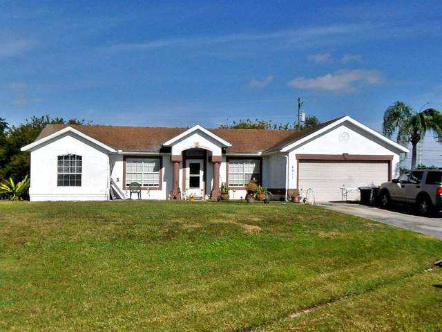 4611 SW Ley Court, Port Saint Lucie, FL 34953 (#RX-10747396) :: Michael Kaufman Real Estate